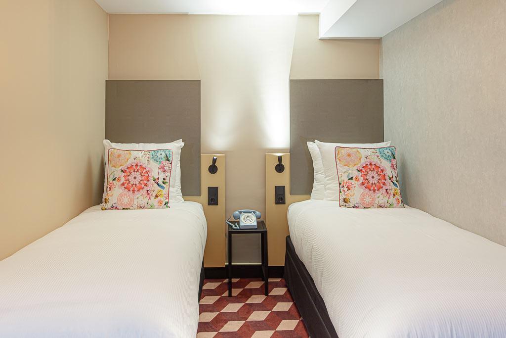 Souterrain Twin Room